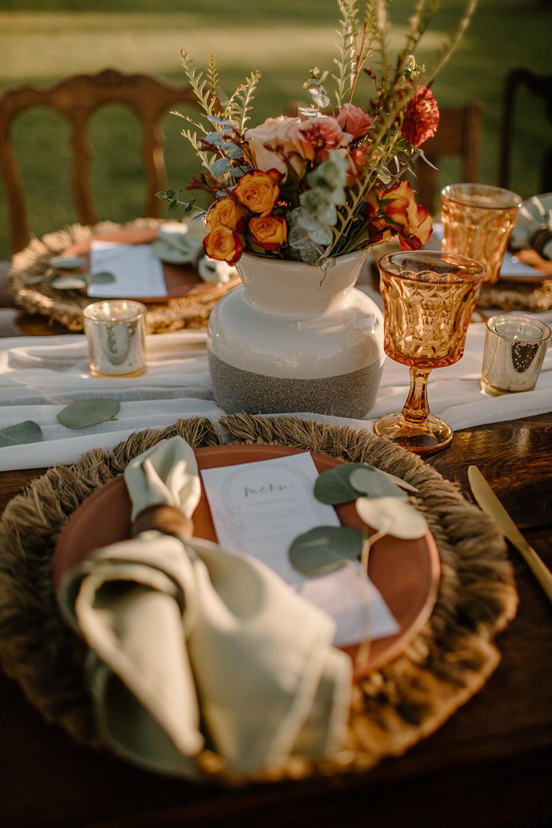 AZ Wedding Boho Style