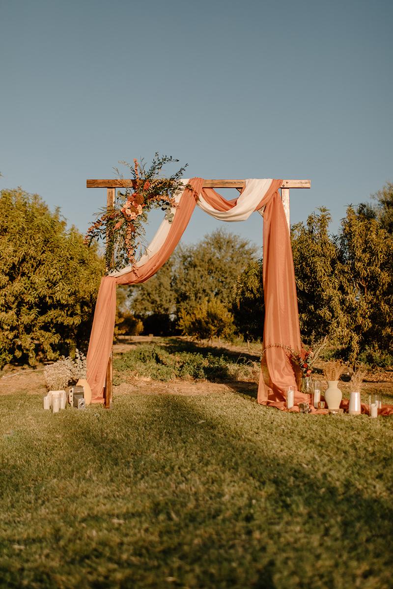 Wedding Arch Boho