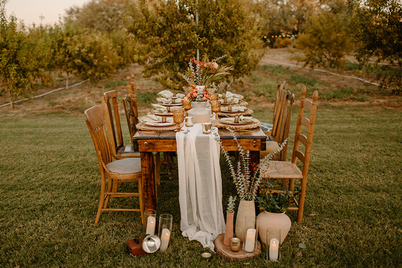 Guest Table Layout